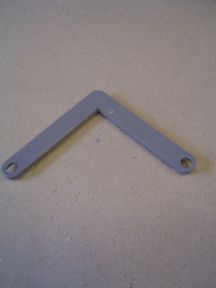 5mm SPACER FOR B6813 TABLE BRACKET - GREY